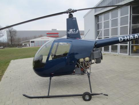 Off Market Aircraft in Germany: 2008 Robinson R-22 - 3
