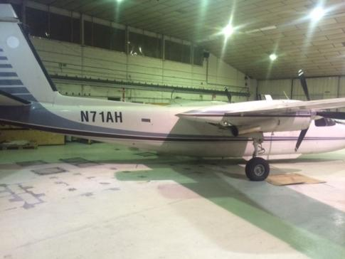 Off Market Aircraft in Germany: 1972 Aero Commander 690 - 1