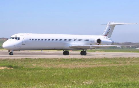 Off Market Aircraft in South Africa: 1983 McDonnell Douglas MD-80-83 - 1