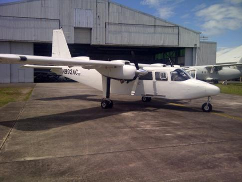 Aircraft for Sale in Clark International Airport, Philippines: 1982 Britten Norman BN2T Turbine Islander