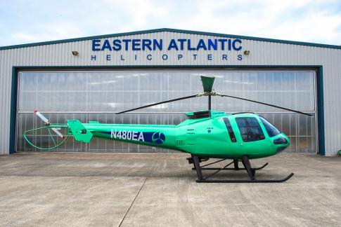 Off Market Aircraft in UK: 2005 Enstrom F-480B - 1