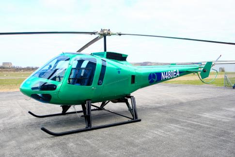 Off Market Aircraft in UK: 2005 Enstrom F-480B - 2