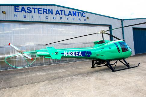Off Market Aircraft in UK: 2005 Enstrom F-480B - 3