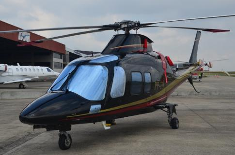 Off Market Aircraft in Brazil: 2007 Agusta AW109S - 1