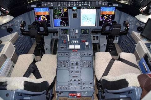 Off Market Aircraft in United Arab Emirates: 2008 Bombardier Challenger 605 - 2