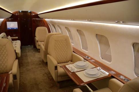 Off Market Aircraft in United Arab Emirates: 2008 Bombardier Challenger 605 - 3