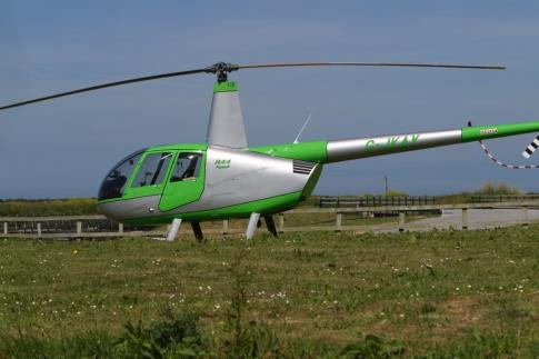 Off Market Aircraft in UK: 2006 Robinson Raven II - 2