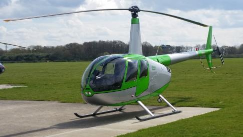 Off Market Aircraft in UK: 2006 Robinson Raven II - 3