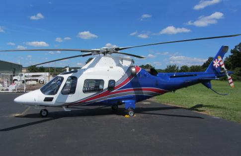 Off Market Aircraft in USA: 2011 Agusta A109E - 1