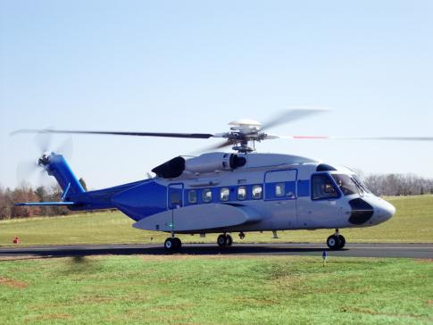 Off Market Aircraft in Georgia: 2010 Sikorsky S-92 - 1
