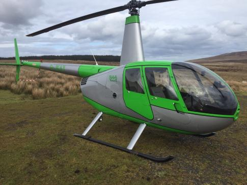 Off Market Aircraft in UK: 2006 Robinson Raven II - 1