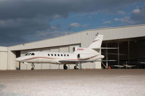 Off Market Aircraft in USA: 2002 Dassault Falcon - 1