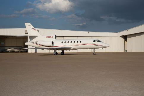 Off Market Aircraft in USA: 2002 Dassault Falcon - 2