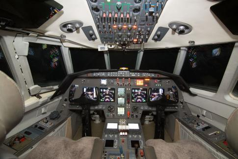 Off Market Aircraft in USA: 2002 Dassault Falcon - 3