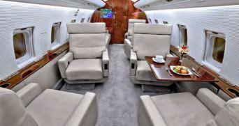 Off Market Aircraft in Canada: 1997 Bombardier CL-604 - 2