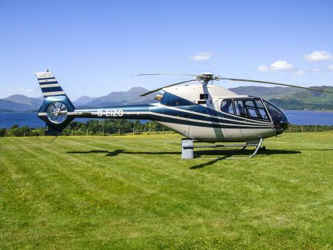 Off Market Aircraft in UK: 2000 Eurocopter EC 120B - 1