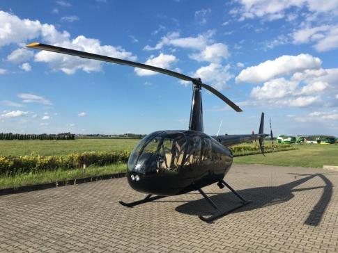Off Market Aircraft in Poland: 2009 Robinson R-44 - 1