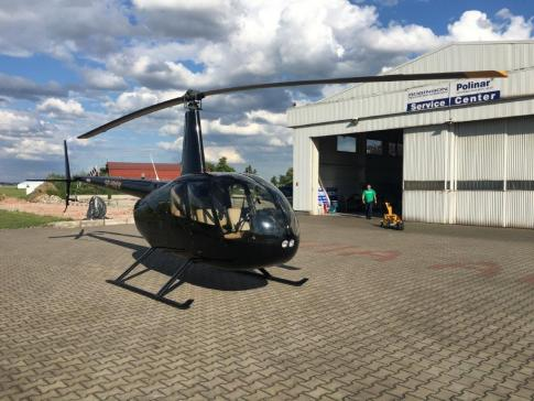Off Market Aircraft in Poland: 2009 Robinson R-44 - 2
