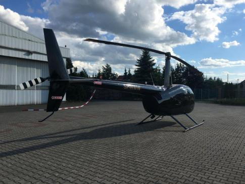 Off Market Aircraft in Poland: 2009 Robinson R-44 - 3