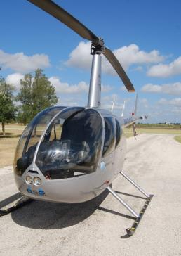 Off Market Aircraft in USA: 2006 Robinson Raven II - 2