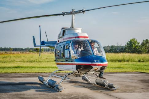 Off Market Aircraft in USA: 1989 Bell 206L3 - 1