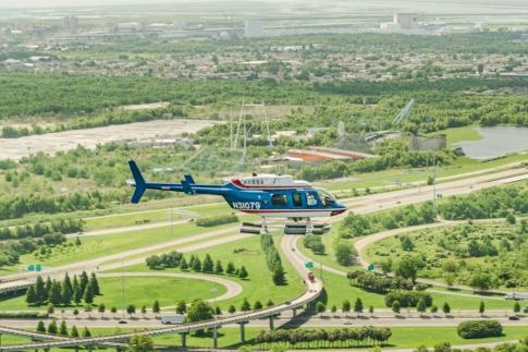 Off Market Aircraft in USA: 1989 Bell 206L3 - 2