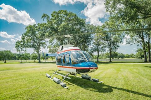 Off Market Aircraft in USA: 1989 Bell 206L3 - 3