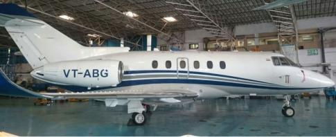Off Market Aircraft in Canada: 2005 Hawker Siddeley 125-800XP - 1