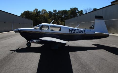 Off Market Aircraft in Georgia: 1992 Mooney M20J - 2