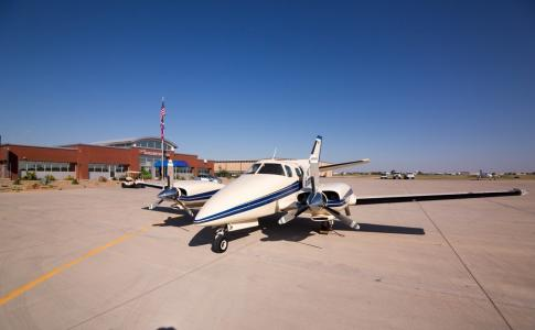 Off Market Aircraft in USA: 1978 Beech Duke - 1