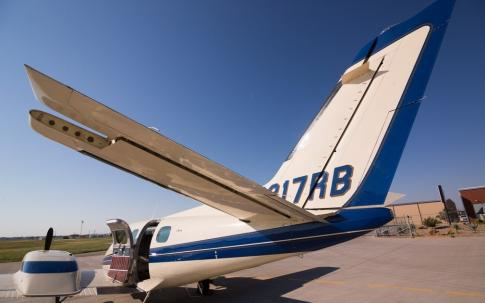 Off Market Aircraft in USA: 1978 Beech Duke - 3