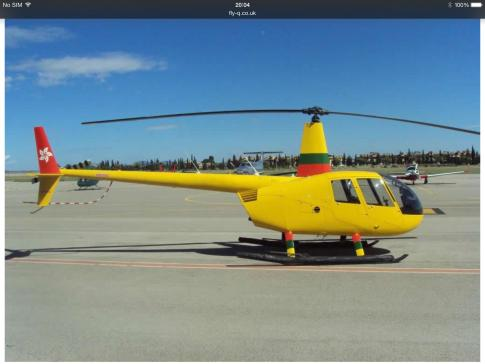 Off Market Aircraft in Belfast: 2007 Robinson Clipper II - 1