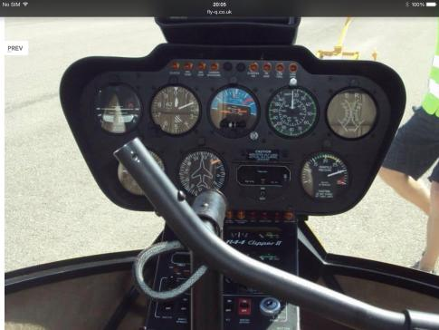 Off Market Aircraft in Belfast: 2007 Robinson Clipper II - 3