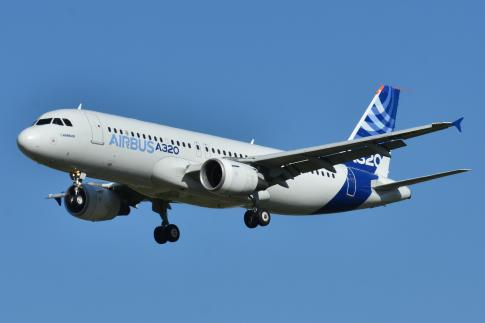 Off Market Aircraft in Switzerland: 2010 Airbus A320-200 - 1