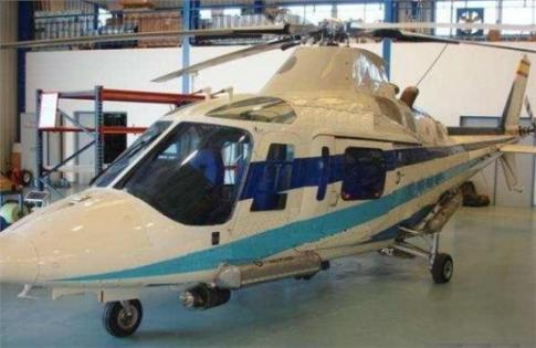 Off Market Aircraft in Spain: 1995 Agusta A109C - 1