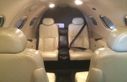 Off Market Aircraft in Brazil: 2012 Cessna Citation Mustang - 2