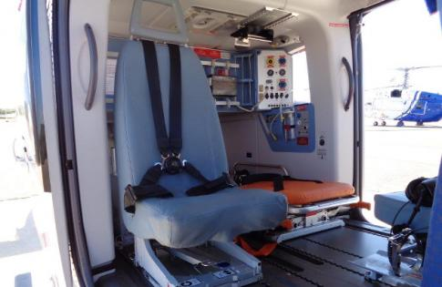 Off Market Aircraft in Spain: 2005 Eurocopter EC 135P2+ - 3
