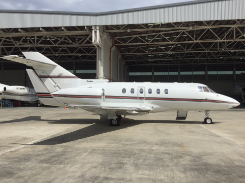 Off Market Aircraft in Singapore: 2002 Hawker Siddeley 125-800XP - 1