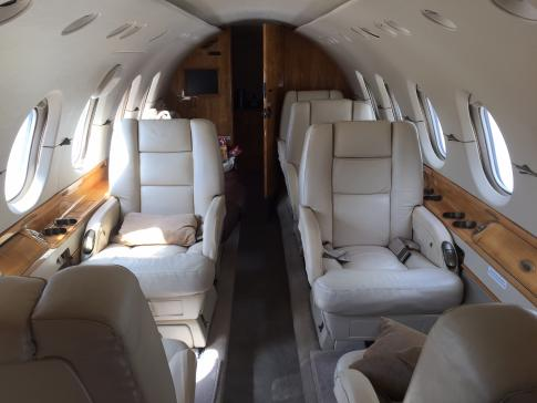 Off Market Aircraft in Singapore: 2002 Hawker Siddeley 125-800XP - 3