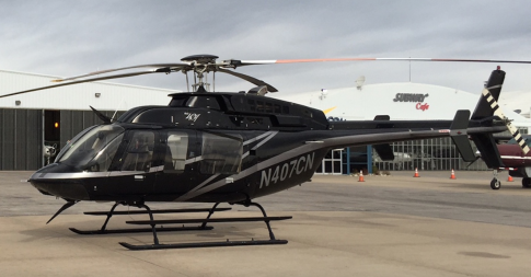 Off Market Aircraft in Utah: 1998 Bell 407 - 1