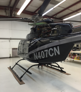 Off Market Aircraft in Utah: 1998 Bell 407 - 2