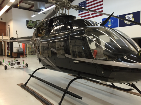 Off Market Aircraft in Utah: 1998 Bell 407 - 3