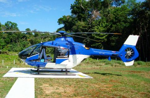 Off Market Aircraft in Brazil: 2006 Eurocopter EC 135P2+ - 1