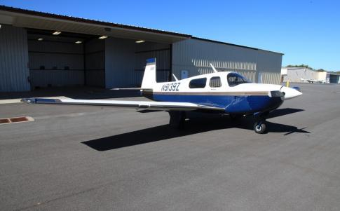 Off Market Aircraft in USA: 1992 Mooney M20J - 1