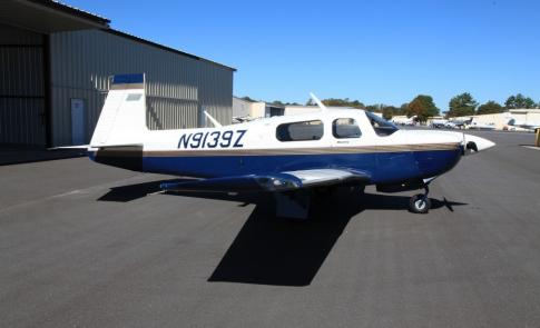 Off Market Aircraft in USA: 1992 Mooney M20J - 2