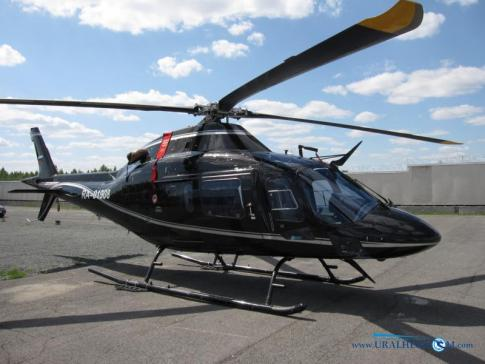 Off Market Aircraft in Russia: 2009 Agusta AW119 Ke - 1