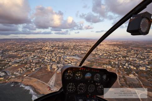 Off Market Aircraft in Paphos: 1994 Robinson R-44 - 3
