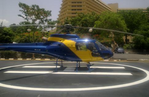 Off Market Aircraft in Nigeria: 2004 Eurocopter AS 350B2 - 1