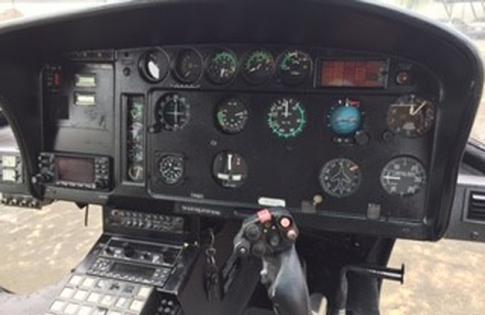 Off Market Aircraft in Nigeria: 2004 Eurocopter AS 350B2 - 2
