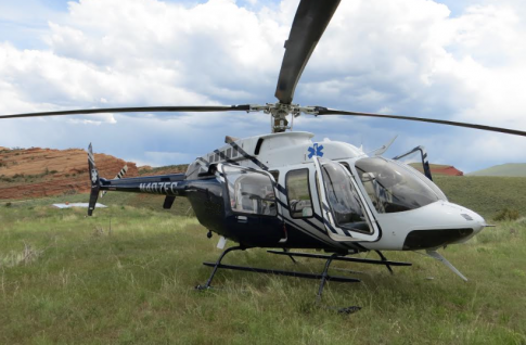 Off Market Aircraft in Utah: 1996 Bell 407 - 2